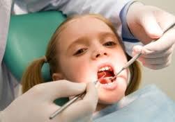 dental examination patient