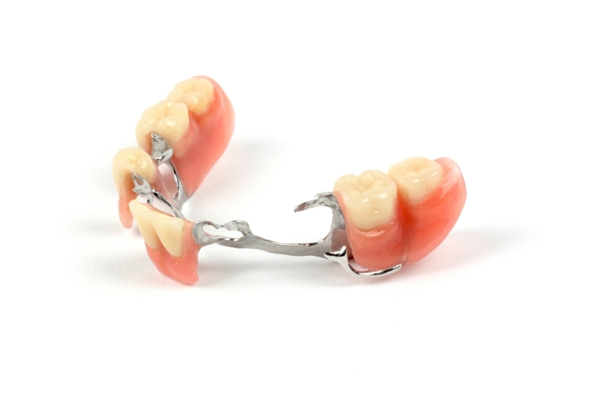 False Teeth (Denture, Crown, Bridge)